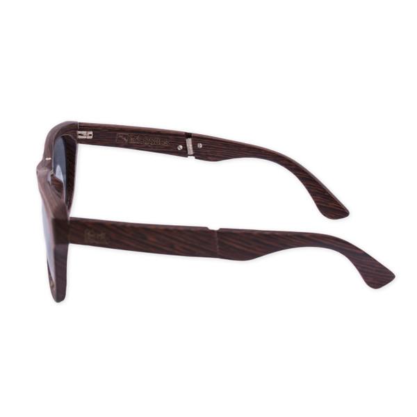 Woodrow  Redux -  Limited Edition Folding Sustainable Bamboo Sunglasses