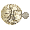 Custom Challenge Coin - 3 Inches
