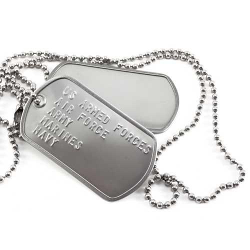 custom military dog tags order design online logotags