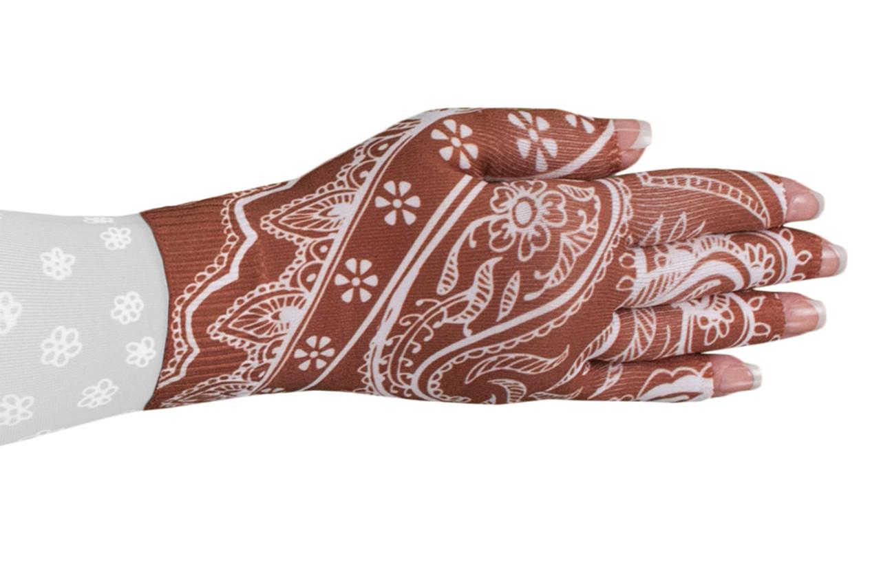 Daisy Dark Glove