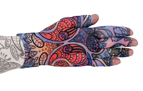 Birds of Paradise Glove