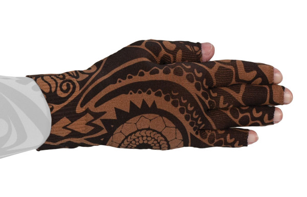 Fierce Mocha Glove