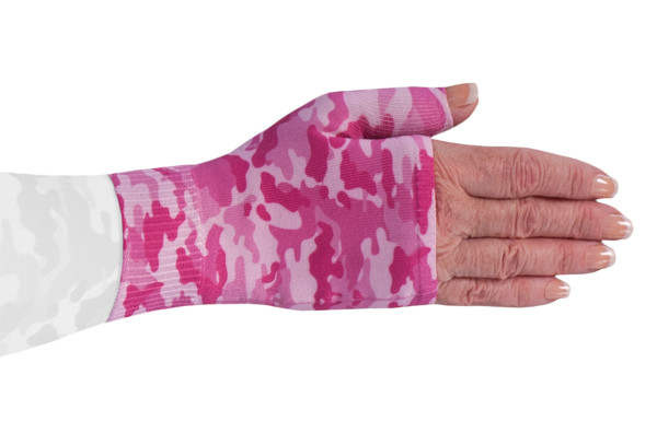 2nd Camouflage Pink Gauntlet