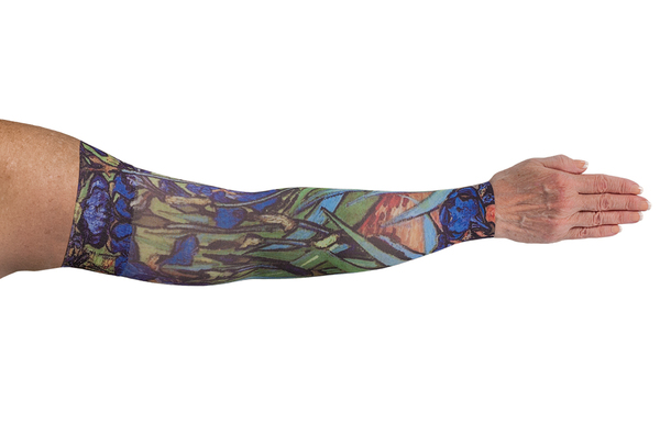 2nd Irises Arm Sleeve