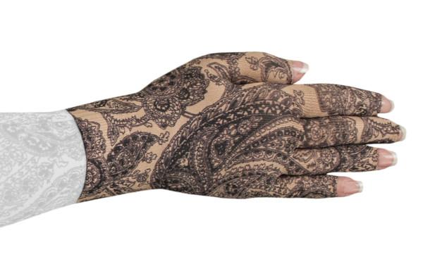 2nd Black Paisley Glove