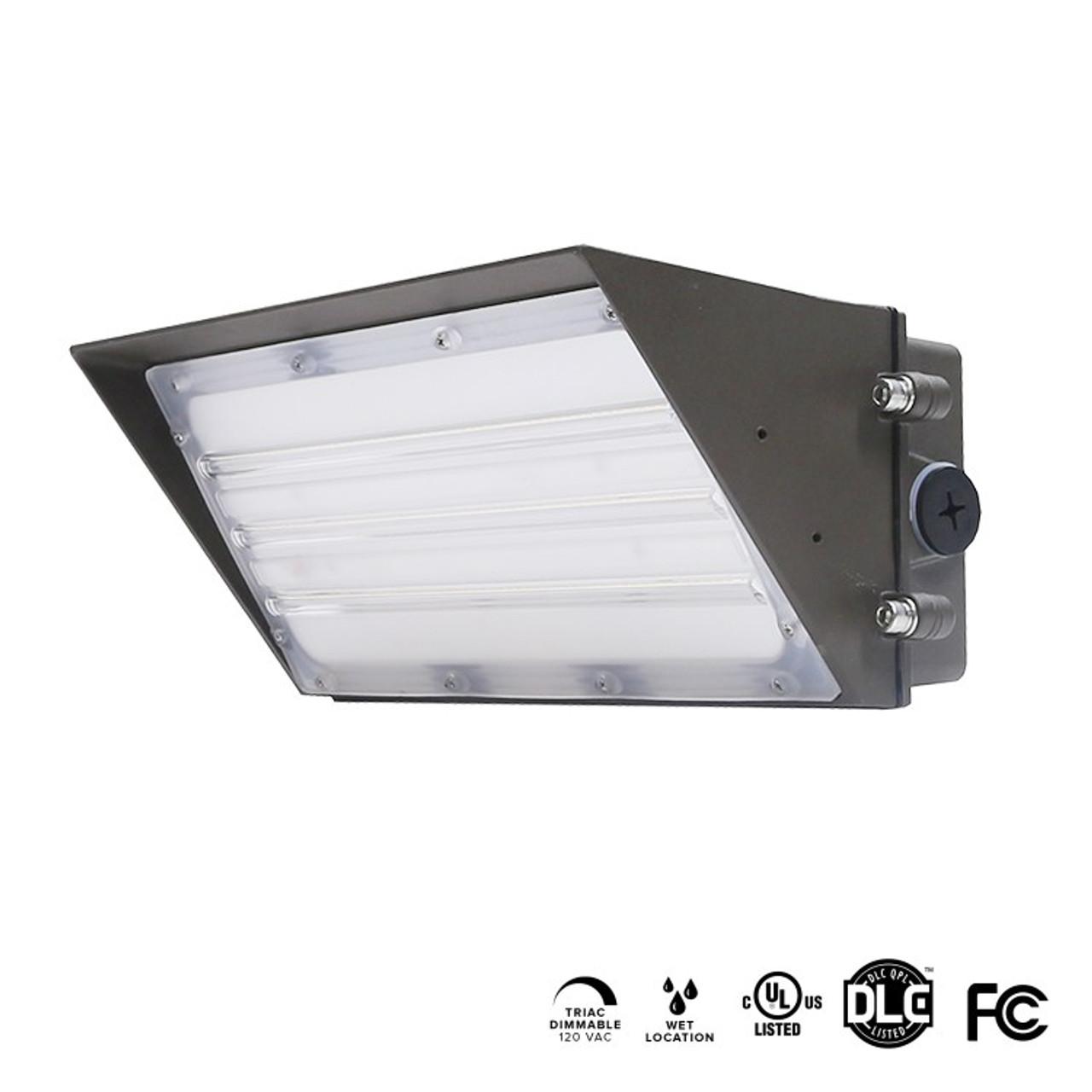 Led wall pack lights semi cut off 60w 7875 lumen 5000k led wall pack lights semi cut off 60w 7875 lumen 5000k aloadofball Choice Image