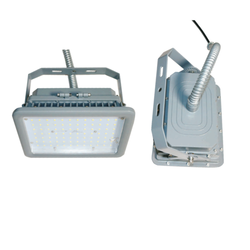 Explosion proof LED fixtures A Series C1 D1 60W 7800 Lumen  sc 1 st  Lighting Atlanta & Explosion proof LED lights A Series 100 Watt /Hazardous Area Lighting