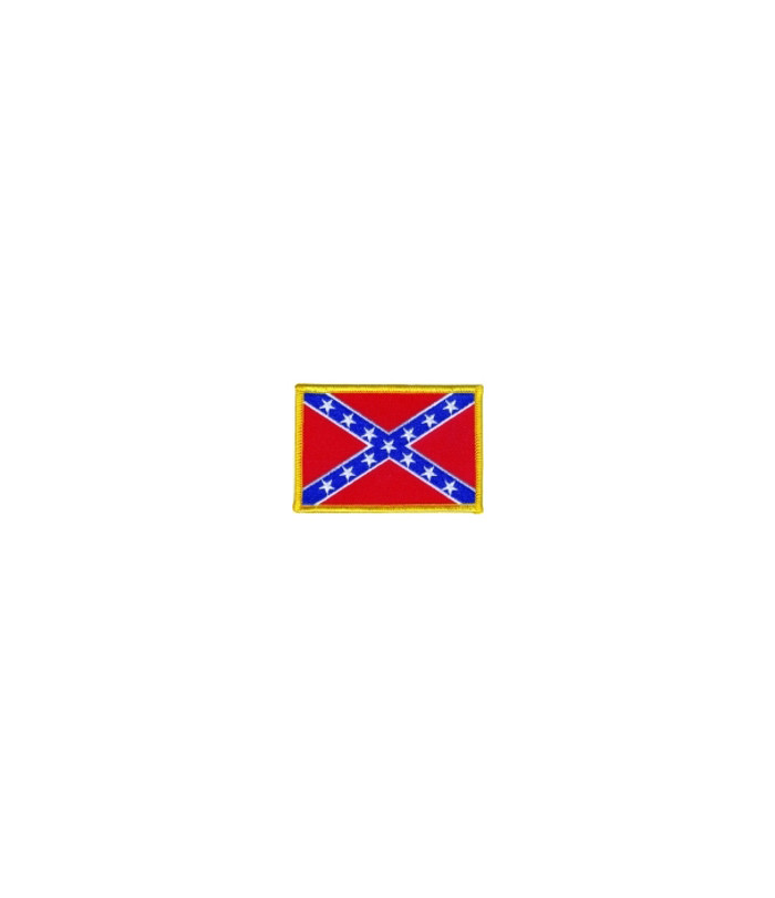 708 or 709 Confederate Flag Patch