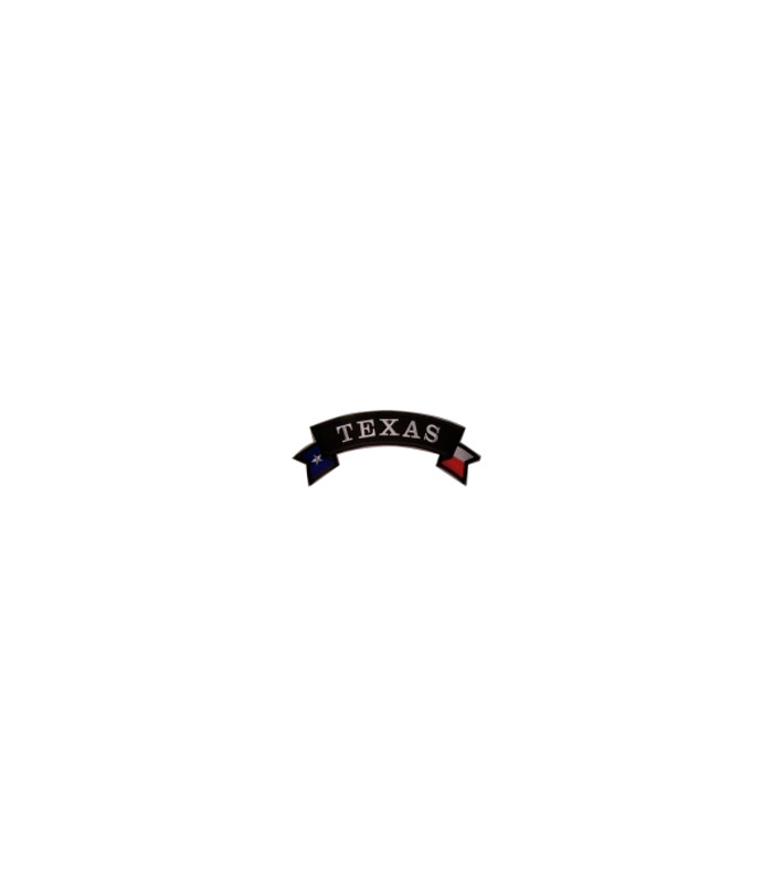 757 Texas Banner Patch