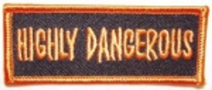 Highly Dangerous Patch