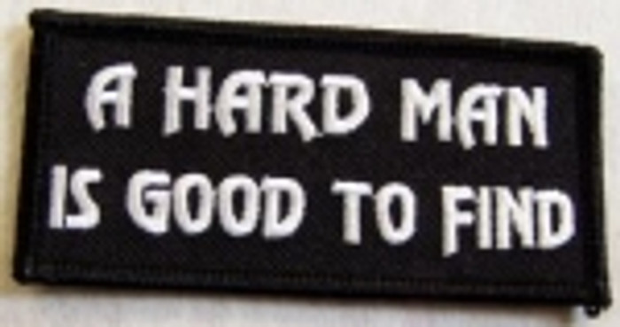 A Hard Man is Good to Find Patch