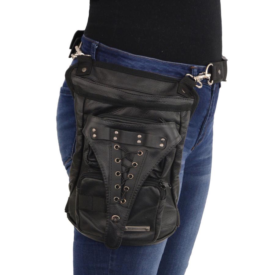 8885 Conceal Carry Leg Bag