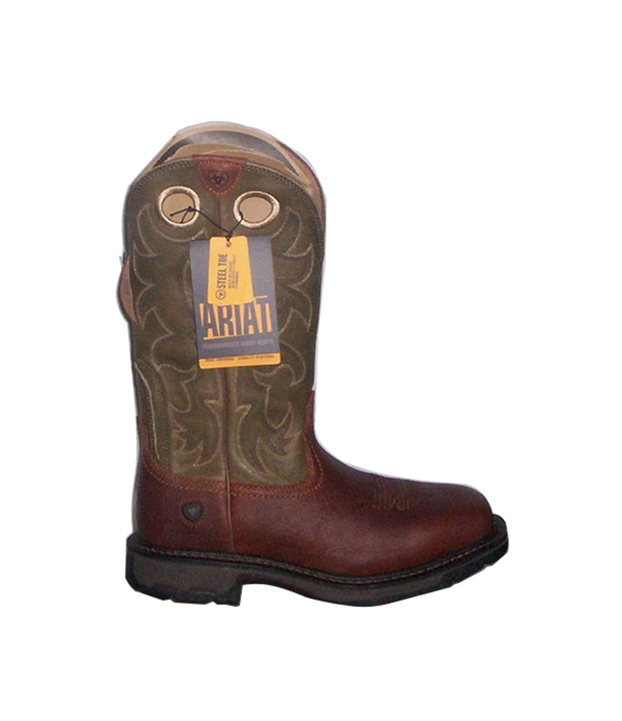 8631 Ariat Steel Toe Work Boots