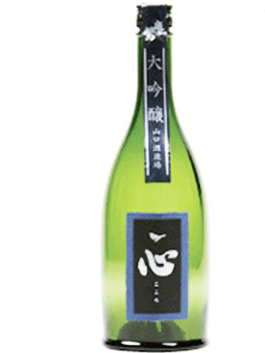 This is a refined sake with a clearly elegant taste and rich aroma.