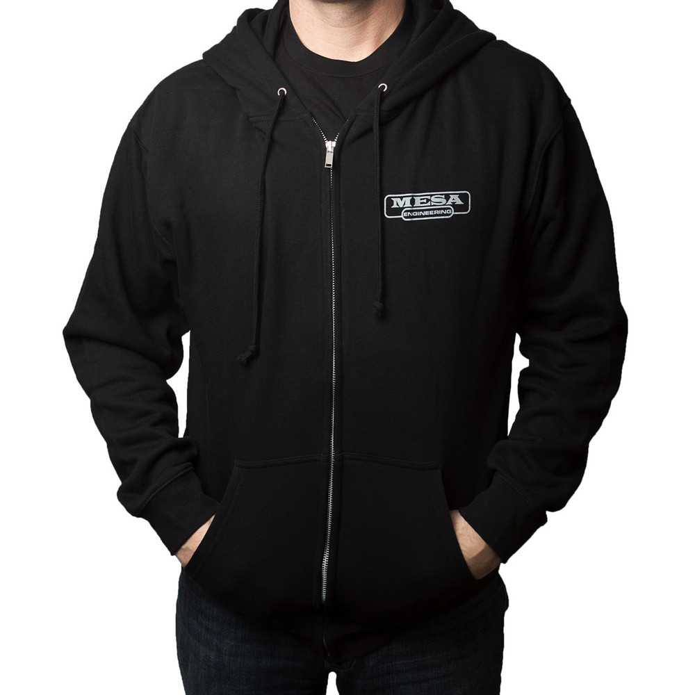 Sweatshirt - MESA Engineering - Hooded Zip Up