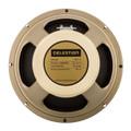 Celestion Creamback G12H 75W 12 Inch 16 Ohm Speaker - Rear - Part # 767430