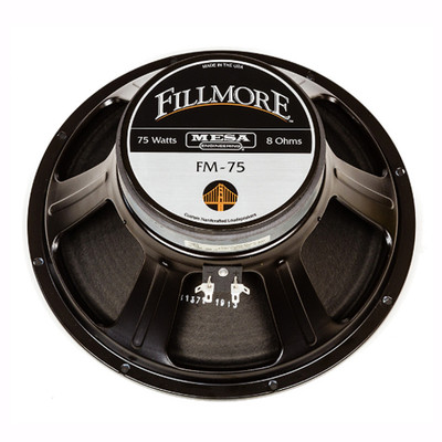 "Speaker - 12"" Fillmore FM-75 - 8 ohm"