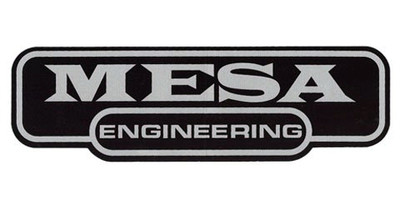 Decal - Mesa Engineering Logo