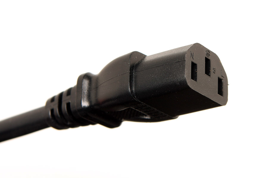 Cable - IEC Power Cord for Guitar Amps - 10 ft. - MESA/Boogie
