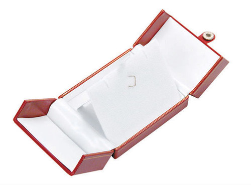 "Classic Style Pendant Box, 3 1/2"" x 3"" x 1 1/2"" , Choose from various Color"