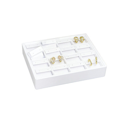 Stackable Earring Tray,  