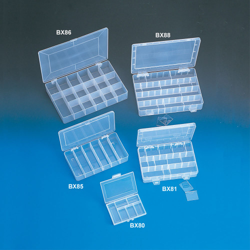 Frosted Plastic Organizer, Choose from various color