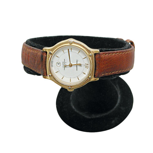 """Watch Display(Wing support), 3 1/2""""H X 2"""" Dia.,Metal Base Cover Material,Choose from various color"""