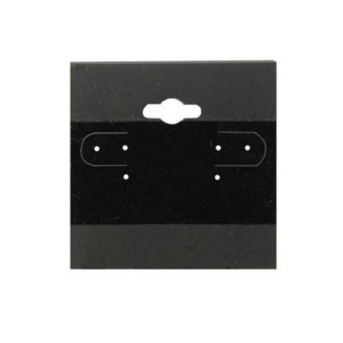 "Hanging Earring Card (Plain BX573) 2""x 2"""