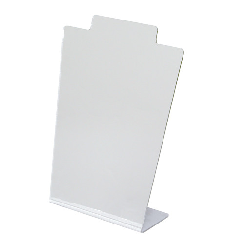 "Acrylic Frameless Mirror, 8 3/4"" x 11 3/4""H"