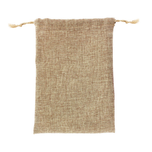 "5"" x 6"",Burlap Pouch , price for Dozen,Buy More Save More"