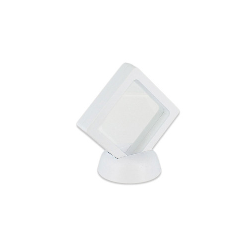 3D Display Box, White,(Choose from various sizes)