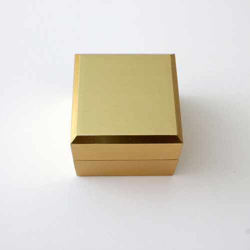 Elegant Gold Ring Box (AAR5-GD)