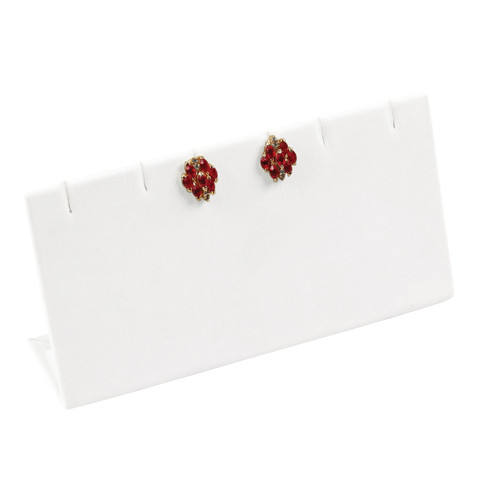 "Multi Earring Display 6"" x 1 5/8"" x 2 3/4"" H"