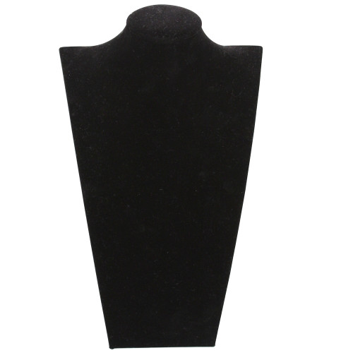 "Mannequin Style Stand, 6"" x 3 1/2"" x 10""H, Choose from various Color"