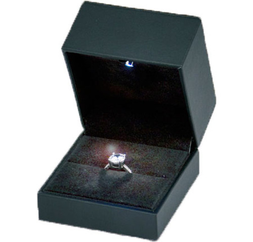 Lighted Ring Box