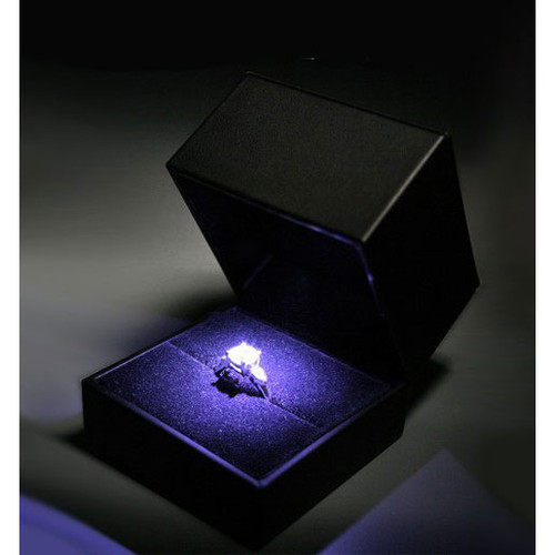 LED Lighted Ring Box