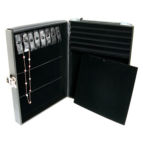 "Travel Case, 12 1/8"" x 8 1/2"" x 2 1/4""H"