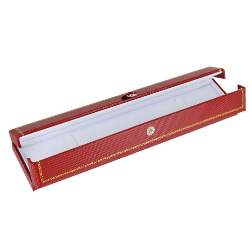 "Premium Bracelet/Watch Box, 8 5/8"" x 2"" x 1"",2 COLOR"
