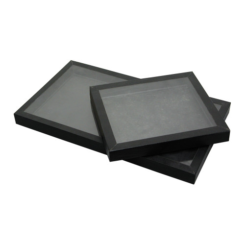 Acrylic Top Lid Case,(Choose from various Color)