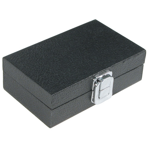Leatherette Case,Balck,(Choose from various Size)