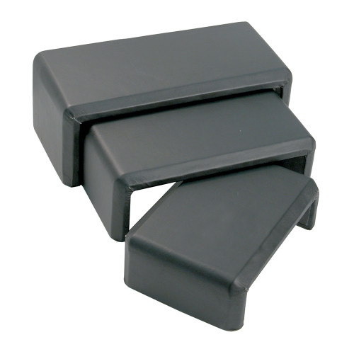 "3-Pieces Mini Table Top Set, 8 x 4 x 3""H, 6 3/4 x 4 x 2 1/2""H, 5 1/2 x 4 x 2""H, Choose from various Color"