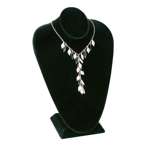 """Necklace Display Bust 4 1/2"""" x 7 1/2"""" x 11""""H,Choose from various Color"""