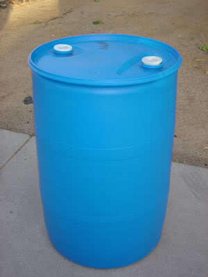 Golden Jojoba Oil in 55 gallon drum