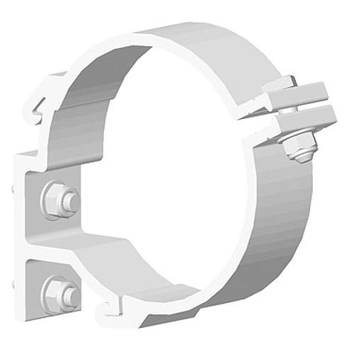 Rhino Rack K & C Bracket Conduit Clamps 100MM Set (2)