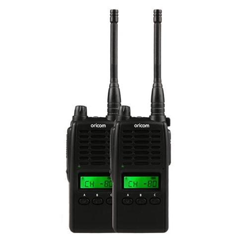 Oricom UHF5500-2 x Handheld CB Radios