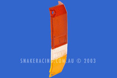 LandCruiser 70/75 Series R/Hand Rear Tail Light Lens