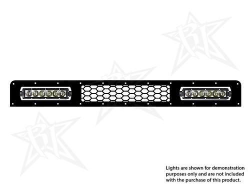 FJ Cruiser Lower LED Grille Kit
