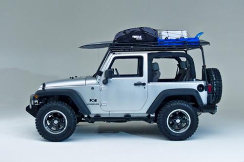 2 Door JK Jeep Roof Rack
