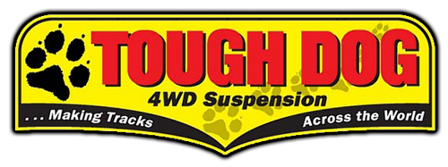 2012+ D-Max 40mm Tough Dog Suspension Kit