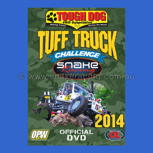 Tuff Truck 2014 DVD